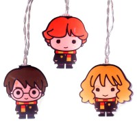 GROOVY - Lumières à cordes 2D Harry Potter Kawaii