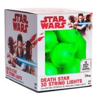 GROOVY - Guirlande lumineuse 3D Star Wars Death Star