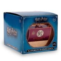 GROOVY - Cordes lumineuses Harry Potter Poudlard Express 9 3/4 2D