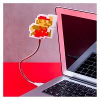 PALADONE - Nintendo Super Mario pixel USB Light