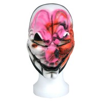 GAYA - Payday 2 Old Hoxton masque pour le visage