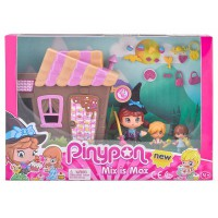 FAMOSA - Pinypon Hanseñ & Gretel House