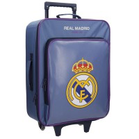 NEXT DOOR UNIVERSAL - Valise trolley Real Madrid 52cm