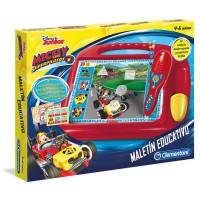 CLEMENTONI - Mallette pédagogique Disney Mickey Roadster