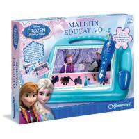CLEMENTONI - Porte-documents éducatif Disney Frozen