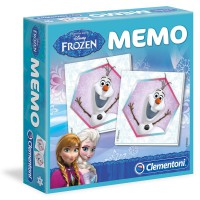 CLEMENTONI - Disney Frozen Memo jeu.