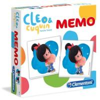 CLEMENTONI - Cleo & Cuquin Memo jeu