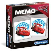 CLEMENTONI - Disney Cars 3 Memo jeu