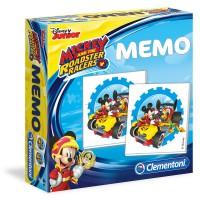 CLEMENTONI - Jeu Disney Mickey Roadster Memo