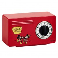 FUNKO - Minuterie de cuisine Disney Mickey & Minnie Classic