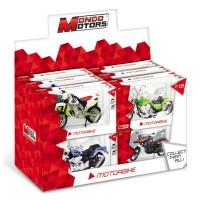 MONDO MOTORS - Assortiment Moto Moto Collection