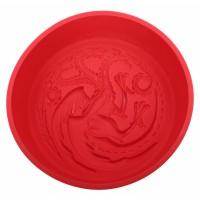 SD TOYS - Moule en silicone avec logo Targaryen Game of Thrones
