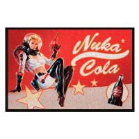 GAYA - Paillasson Pin Up Fallout Nuka Cola