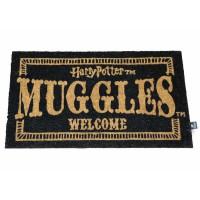 SD TOYS - Harry Potter Muggles Paillasson de bienvenue