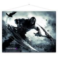 GAYA - Darksiders II Death Wallcroll