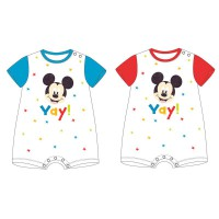 DISNEY - Body bébé assorti Disney Mickey
