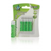 HQ batteries NiMH AAA ready-2-use
