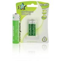 HQ batteries AAA Ni-MH ready-2-use