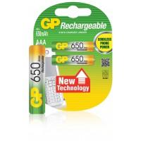 GP batteries NIMH AAA micro penlite rechargeables