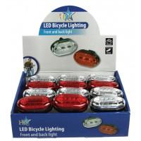 HQ éclairage LED pour vélo
