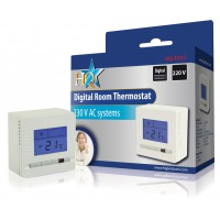 HQ thermostat d'ambiance digital
