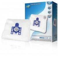 HQ sacs aspirateur filter+ FJM-GN-H Miele pack économique