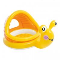 INTEX - Piscine gonflable pour escargots