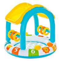 INTEX - Auvent de piscine pour bébé