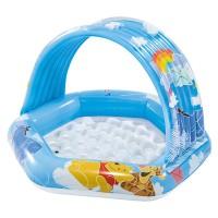 INTEX - Auvent pour piscine pour bébé Winnie l'Ourson