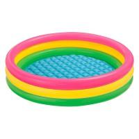 INTEX - Coucher de soleil piscine gonflable