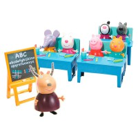 BANDAI - Peppa Pig Permet d'aller au jeu scolaire
