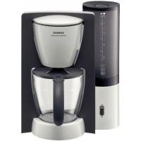 Siemens coffeemachine white/dark grey