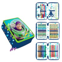 CERDA - Trousse à crayons triple Disney Toy Story Giotto