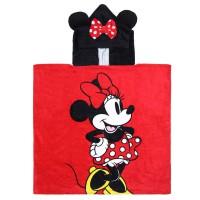 CERDA - Serviette poncho en coton Disney Minnie