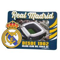 CYP BRANDS - Cadre photo en caoutchouc Real Madrid