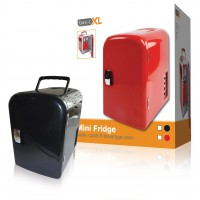 basicXL mini frigo thermos 4 litres noir