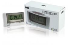 RADIO REVEIL SOLAIRE RADIO-CONTROLE BALANCE