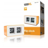HORLOGE FLIP ORANGE BASIC XL