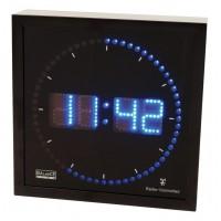 Balance horloge murale LED