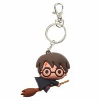 SD TOYS - Porte-clés en caoutchouc Harry Potter Nimbus