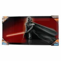 SD TOYS - Affiche en verre Star Wars Darth Vader