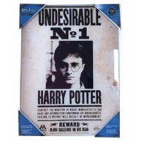 SD TOYS - Harry Potter Undesirable N 1 affiche