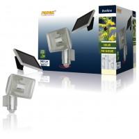 Ranex lampe solaire à LED avec PIR et commutation jour/nuit - IP44