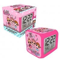 KIDS LICENSING - Cube réveil surprise LOL