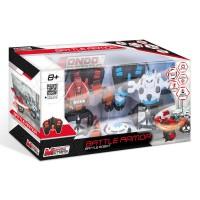 MONDO MOTORS - Contrôle radio du robot lutteur