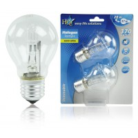 HQ ampoule A55 halogène E27 28W