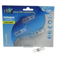 HQ halo-e-safe caps G6.35 28 W