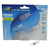 HQ halo-e-safe caps G6.35 40 W
