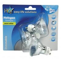 HQ ampoule halogène MR16 GU10 16 W