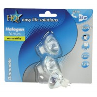HQ halo-e-safe MR11 GU4 28 W